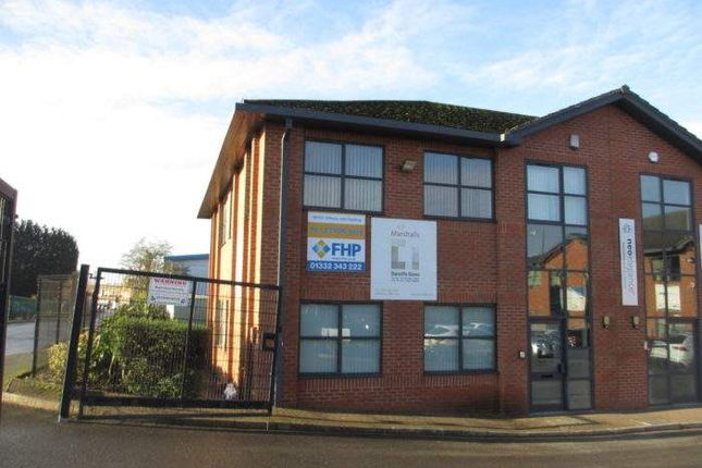 Thumbnail Office to let in Unit 1 Key Point Office Village, Keys Road, Alfreton, Derbyshire
