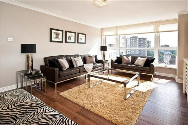 Thumbnail Flat to rent in Boydell Court, St John's Wood, London