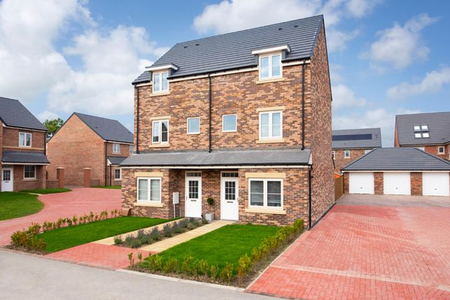 "Thumbnail End terrace house for sale in ""Hackworth"" at Whitworth Park Drive, Houghton Le Spring"