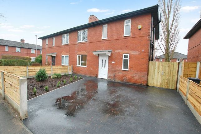 Thumbnail Semi-detached house for sale in Victory Road, Little Lever, Bolton