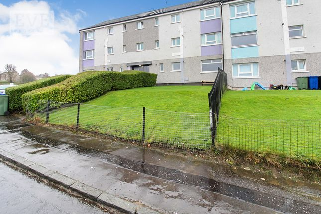 Thumbnail Flat to rent in Gryffe Crescent, Paisley