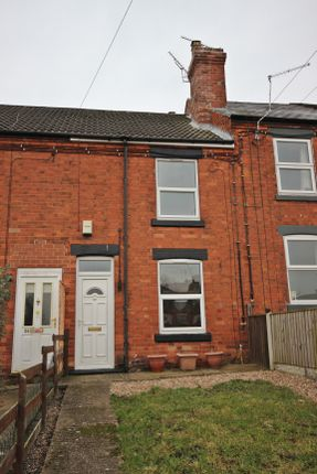Thumbnail Terraced house to rent in Station Road, Selston