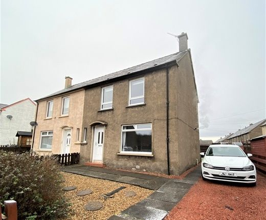 Thumbnail Semi-detached house to rent in Birniehill Crescent, Bathgate, West Lothian