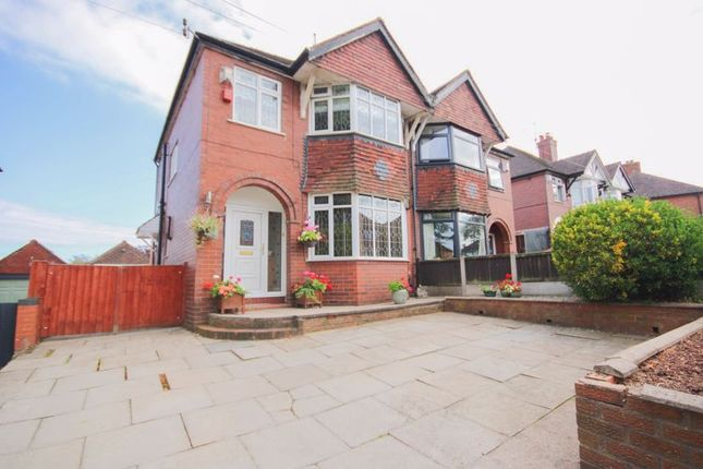 Semi-detached house for sale in Lincoln Avenue, Clayton, Newcastle Under Lyme