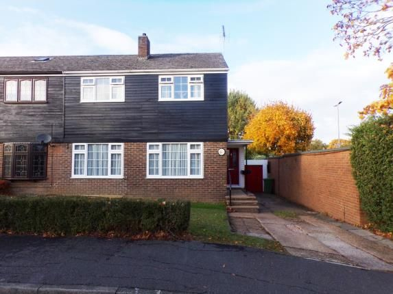 Thumbnail Semi-detached house for sale in Clay Hill Road, Basildon