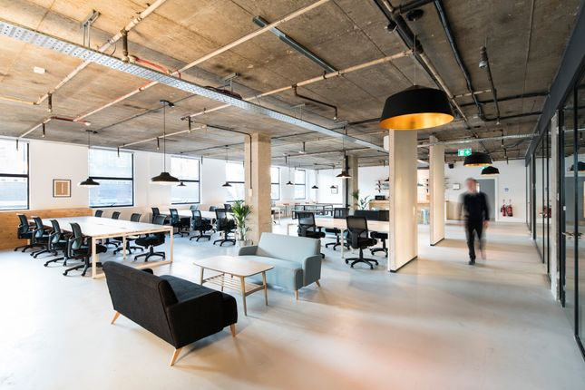 Thumbnail Office to let in 32-38 Leman Street, London