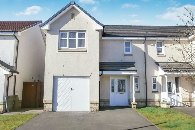 Thumbnail Semi-detached house to rent in Hamilton Gardens, Armadale, Bathgate