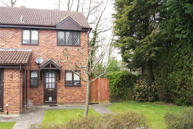 Thumbnail Maisonette for sale in Birchwood Drive, Lightwater, Surrey