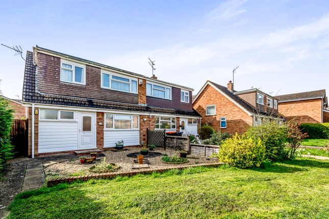 Thumbnail Semi-detached house for sale in Camberton Road, Leighton Buzzard