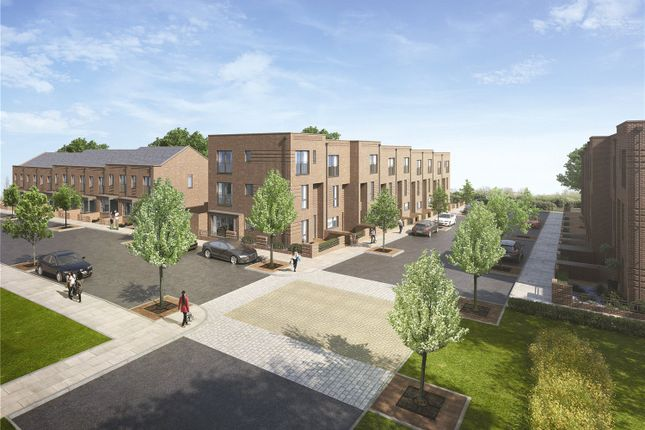 Thumbnail Property for sale in Hebdon Road, London