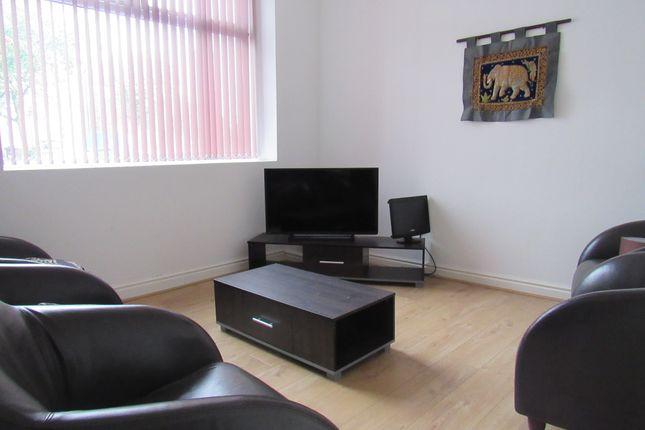 Thumbnail Flat to rent in Wellfield Road, Preston