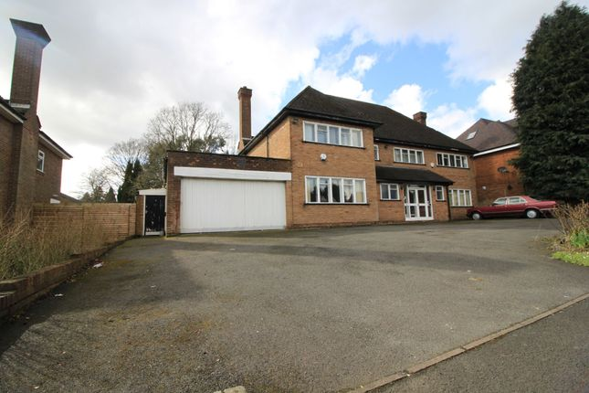 Thumbnail Detached house for sale in Lordswood Road, Harborne