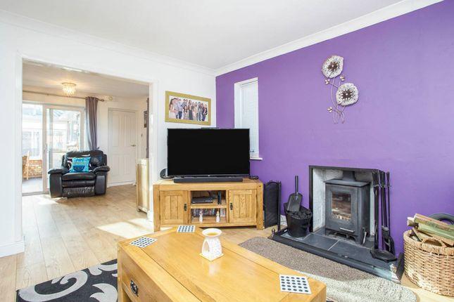 Thumbnail Bungalow for sale in Cedar Way, West Lynn, King's Lynn, Norfolk