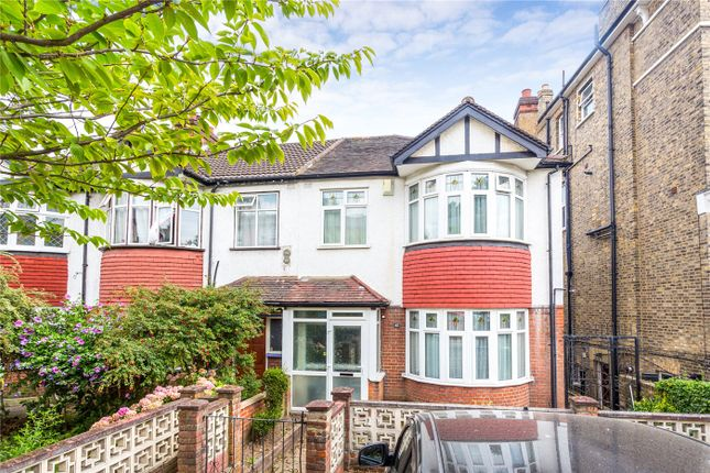Thumbnail End terrace house for sale in Anerley Park, London