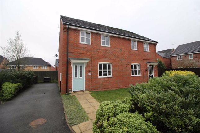 3 bed semi-detached house for sale in Davy Road, Abram, Wigan WN2