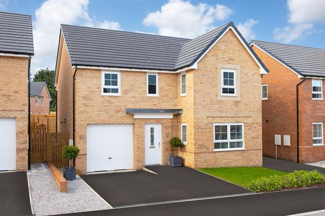 "Thumbnail Detached house for sale in ""Halton"" at Livingstone Road, Corby"