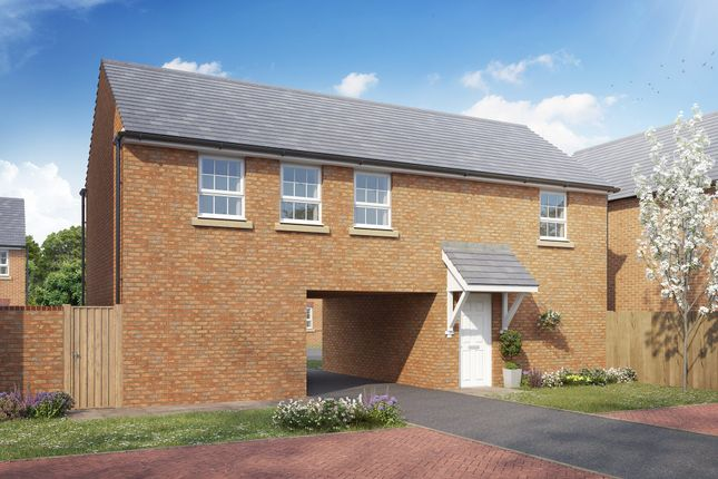 """Thumbnail Flat for sale in """"Aylsham"""" at Beggars Lane, Leicester Forest East, Leicester"""