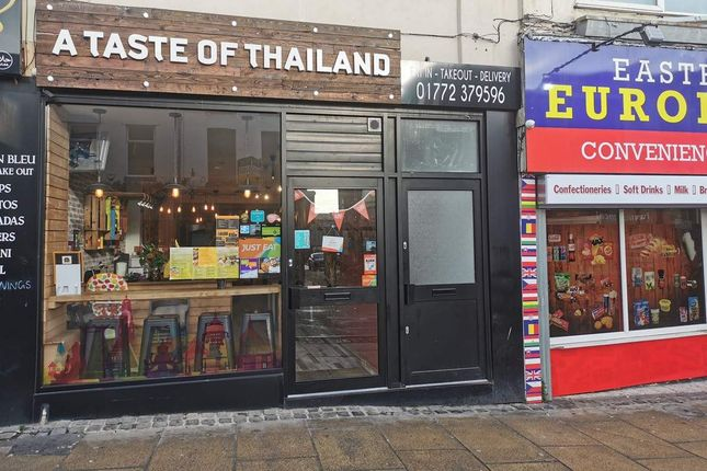 Restaurant/cafe for sale in Friargate Walk, St. Georges Shopping Centre, Preston
