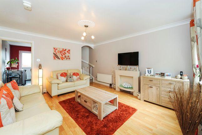 Thumbnail Semi-detached house for sale in Parc Tyn-Y-Waun, Llangynwyd, Maesteg