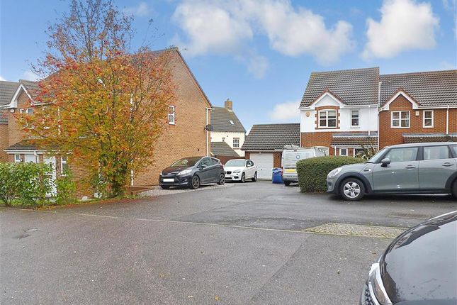 Parking of Lorimar Court, Sittingbourne, Kent ME10