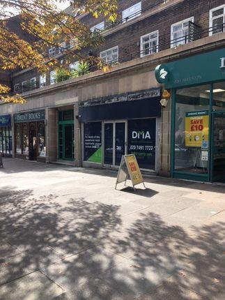 Thumbnail Retail premises to let in Haverstock Hill, Belsize Park, London