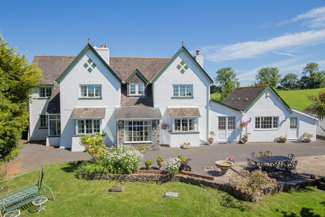 Thumbnail Detached house for sale in Whilborough, Newton Abbot