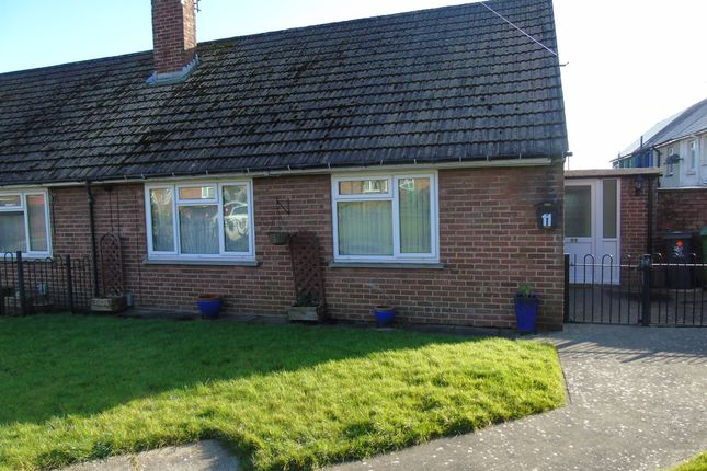 Thumbnail Semi-detached bungalow for sale in Deere Close, Cardiff