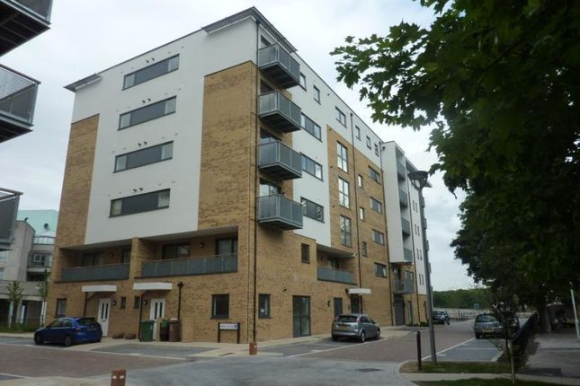 Thumbnail Flat to rent in Dutton House, Southmere Drive, Abbey Wood