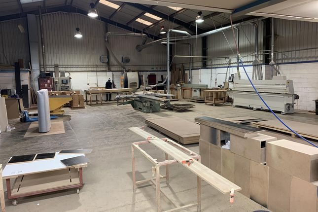 Thumbnail Light industrial for sale in Dairycoates Industrial Estate, Wiltshire Road, Hull