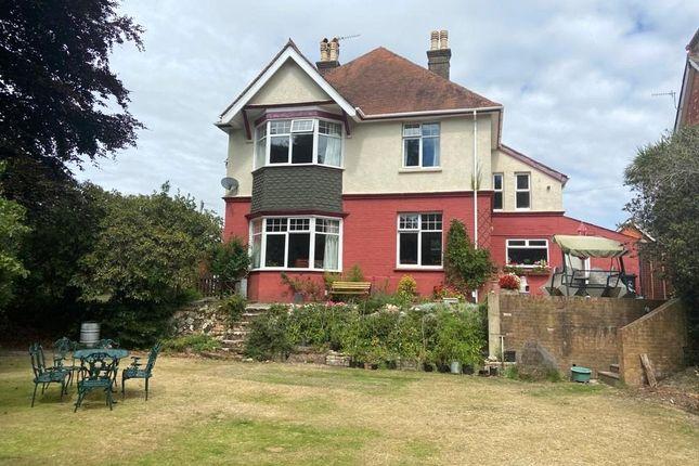 Rear View of Alexandra Road, Alexandra Park, Poole, Dorset BH14