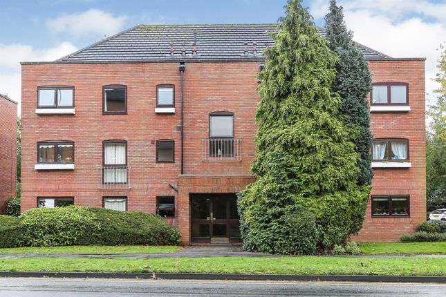 Thumbnail Flat for sale in Alderwood Place, Princes Way, Solihull