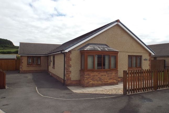 Thumbnail Detached bungalow for sale in Waungoch, Upper Tumble, Llanelli