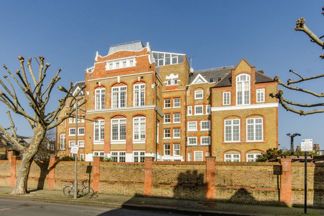 Thumbnail Flat for sale in Thackeray Road, Diamond Conservation Area, London