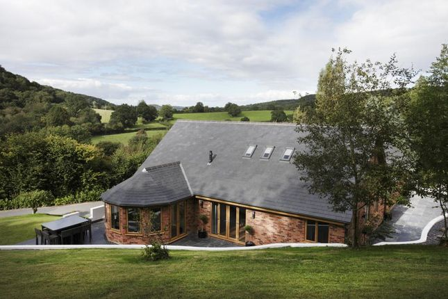 Thumbnail Detached house for sale in Hereford Road, Storridge, Malvern, Worcestershire