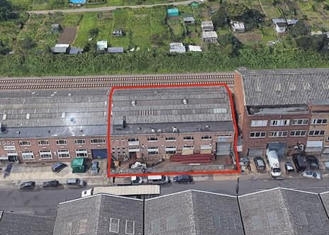 Thumbnail Warehouse for sale in Aden Road, Enfield