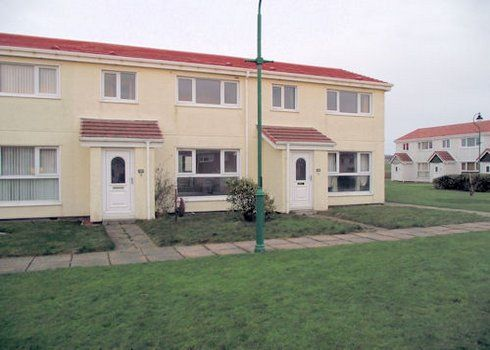 Thumbnail Terraced house for sale in 94 Sound Of Kintyre Machrihanish, Campbeltown