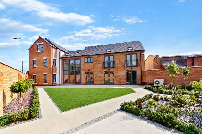 Thumbnail Detached house for sale in Moseley House, Burton Road, Needwood