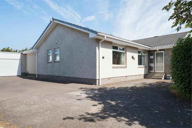 Thumbnail Detached bungalow for sale in Ben More Avenue, Montrose, Angus