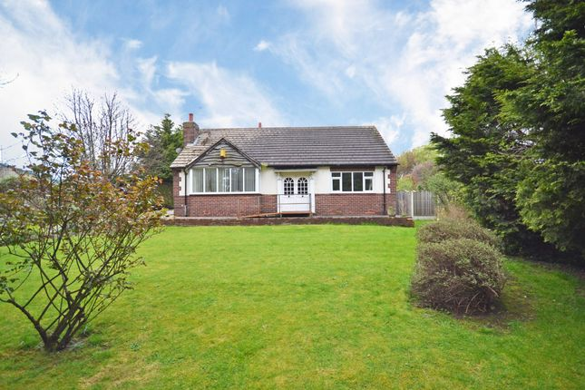 Thumbnail Detached bungalow to rent in Wakefield Road, Ossett
