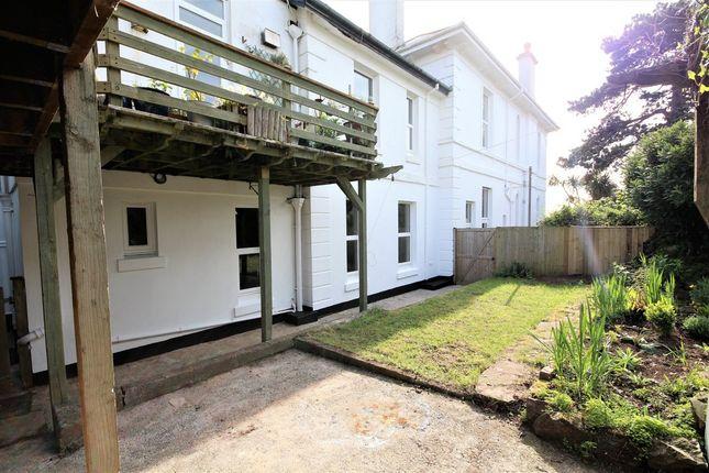 Thumbnail Flat to rent in Seaway Lane, Torquay, Devon