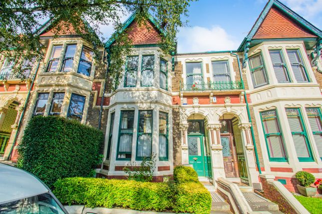 Thumbnail Terraced house for sale in Tydfil Place, Roath, Cardiff