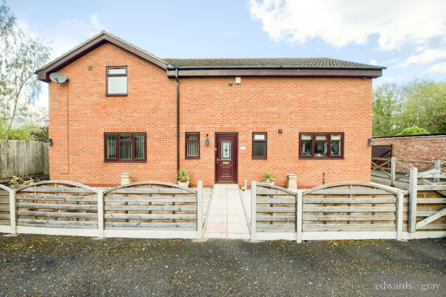 Thumbnail Detached house for sale in Birmingham Road, Whitacre Heath, Nether Whitacre