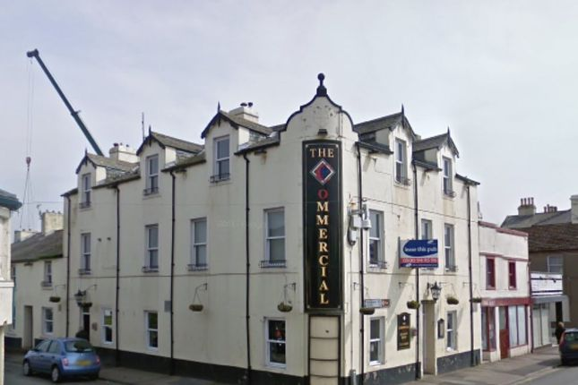 Thumbnail Commercial property for sale in The Commercial, High Street, Cleator Moor, Cumbria