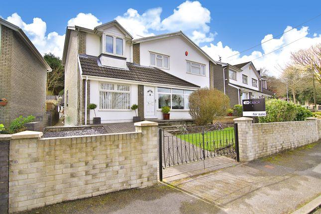Thumbnail Detached house for sale in Dan Y Felin, Llantrisant, Pontyclun