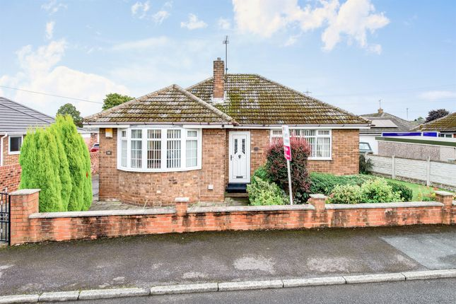 2 bed detached bungalow for sale in Whin Close, Hemsworth, Pontefract WF9