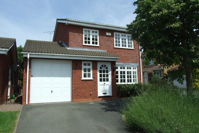 Thumbnail Property to rent in Gentian Way, Newton, Rugby