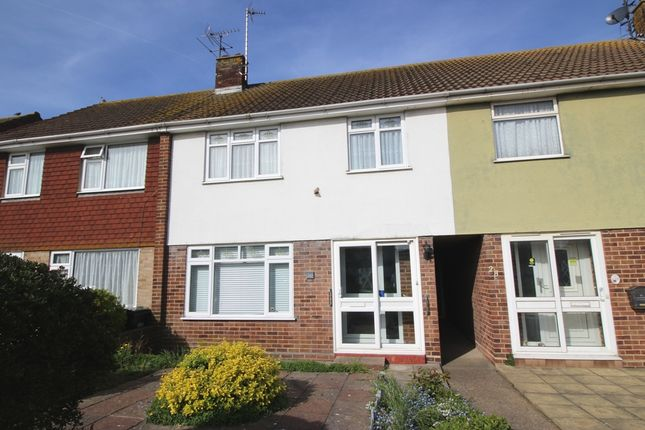 3 bed terraced house for sale in Princes Road, Langney Point, Eastbourne