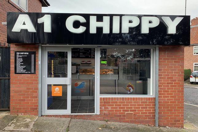 Thumbnail Restaurant/cafe for sale in Two Ball Lonnen, Fenham, Newcastle Upon Tyne