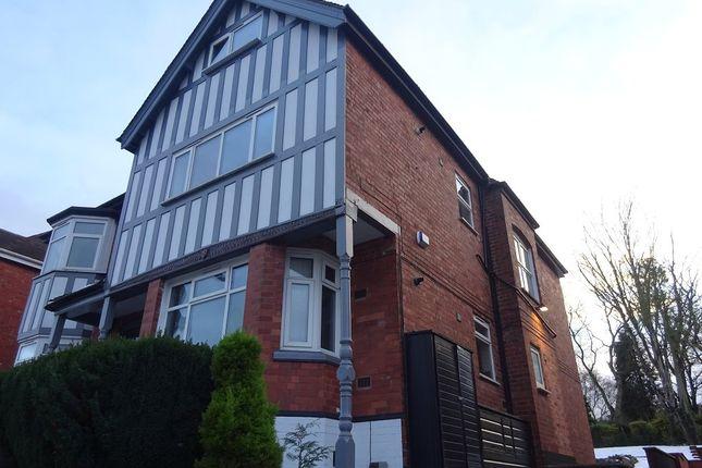 Thumbnail Flat to rent in 74 Portland Road, Birmingham