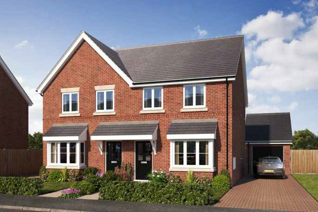 New Build House For Sale Chorlton